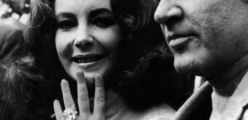 The Elizabeth Taylor Diamond