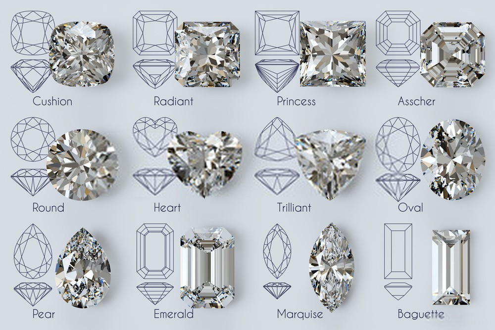 Understanding Diamonds – What Are Diamond Accents?