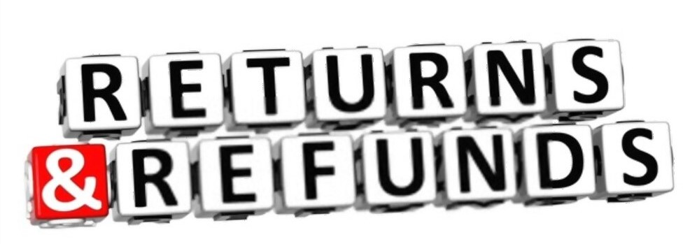 Returns and Refunds Policy