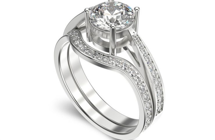 Buying Matching Wedding and Engagement Rings to Combine After the Ceremony