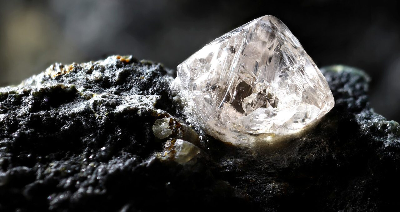 Natural Raw Diamond